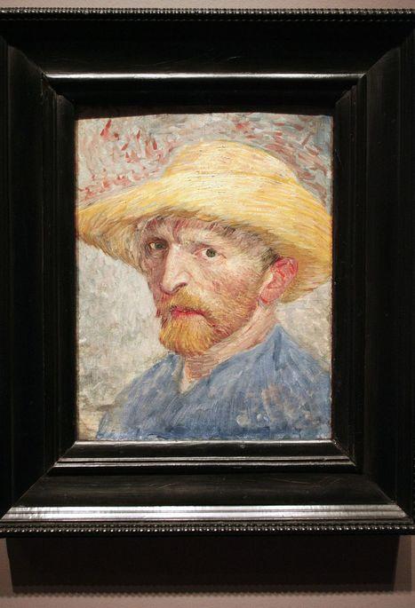 Découverte d'un carnet de dessins inédits de Van Gogh   Orlando and Co   Scoop.it