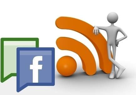 ¿Cómo poner la RSS de una FanPage de Facebook en mis Feeds? by @jesusanfor #rrss | JesusAnFor | Scoop.it