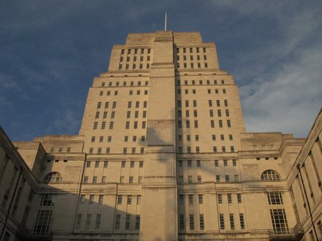 London Research Libraries Trainee Blog: Visit to Senate House | ReachOut to Research (R2R) | Scoop.it