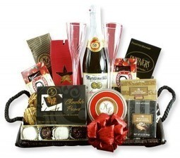 Happy New Year Basket | Holiday Gift Basket Seattle | Holiday Special | Scoop.it