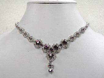 Purple   wedding  jewelry   Scoop.it