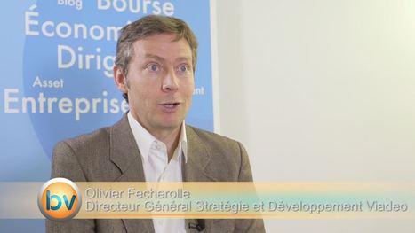 Olivier Fécherolle, Directeur Général Stratégie et Développement Viadeo : | Social Media l'Information | Scoop.it