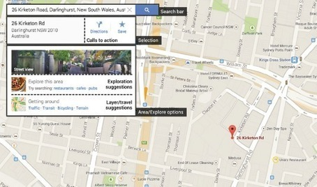 Google Maps design secrets revealed | Web design | Creative Bloq | Information Technology & Social Media News | Scoop.it
