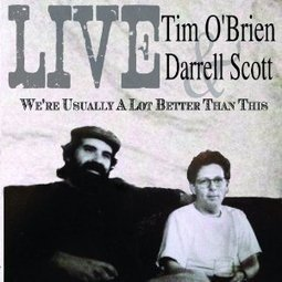Music Review: Tim O'Brien & Darrell Scott - We're Usually A Lot ... | My Kind of Music | Scoop.it