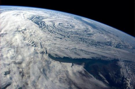 Giant Argentinian storm: International Space Station snags view | Vloasis sci-tech | Scoop.it