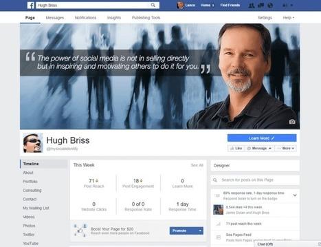 Les dernières fonctionnalités social-média pour le Community Manager au 6 juin 2016   Tendances de com   Scoop.it