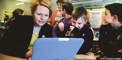 It-ministern: Skolorna ska fixa it-lyftet själva - Computer Sweden | Folkbildning på nätet | Scoop.it