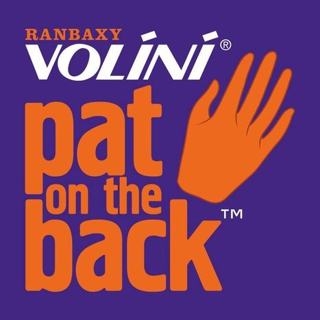 Social Media Campaign Review: Ranbaxy Volini Pat on the Back   Social Media and your Brand   Scoop.it