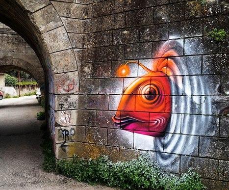 Arte callejero | Siempre humanismo | Scoop.it