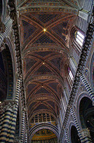 First Time Ever: Sky Section of Siena's Duomo Open to Public : Tuscany Travel Blog | Toscana Mia (My Tuscany) | Scoop.it