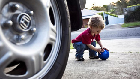 Comment: we can stop the driveway deaths | Cars and Road Safety | Scoop.it