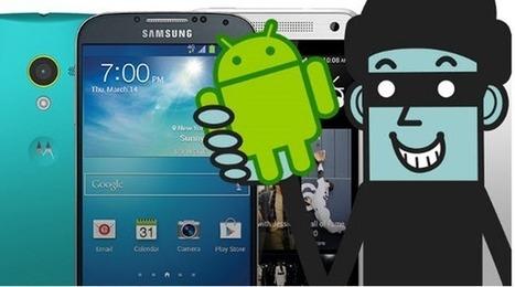 4 Aplicações para encontrar o seu Android perdido/roubado | Pplware | Android News | Scoop.it