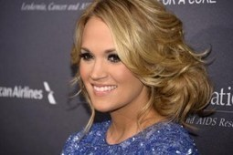 Carrie Underwood Returns to the Studio | Country Music Today | Scoop.it