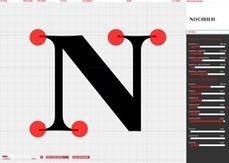 Prototypo, Kickstarting Font Creation | web development | Scoop.it