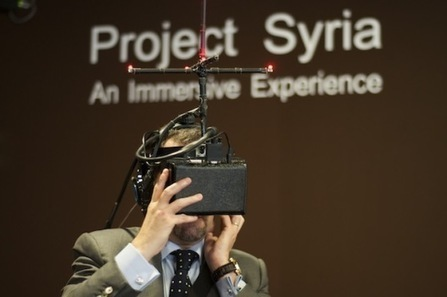 Virtual reality breathes life into immersive storytelling | Best Storytelling Picks | Scoop.it
