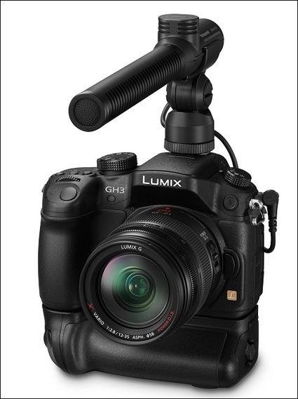 Panasonic redobla su apuesta por el vídeo con la Lumix GH3   COMPACT VIDEO & PHOTOGRAPHY   Scoop.it