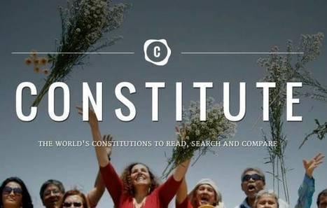 Ferramenta do Google explora Constituições de vários países | Fontes de Informação | Scoop.it