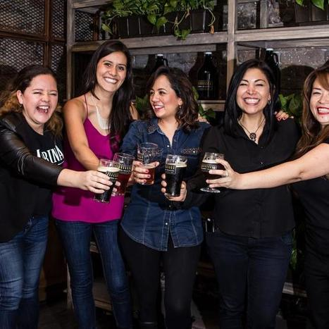 These Five Women Are Revolutionizing the Craft Beer Game in Mexico | Women in Business | Scoop.it