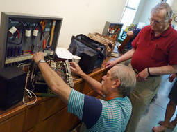 Repair Cafe: Fixing the World, One Broken Toaster at a Time | Nanotechnologies | Scoop.it