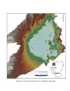 Space Data Unveils Evidence of Ancient Mega-lake in Northern Darfur | Darfur Devastation | Scoop.it