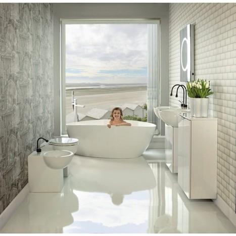 Bagni moderni oggi, parola d'ordine: semplicità. - KV Blog | Arredo Bagno | Scoop.it