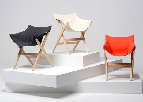 Fionda chair by Jasper Morrison for Mattiazzi | Good Design Collection | Scoop.it