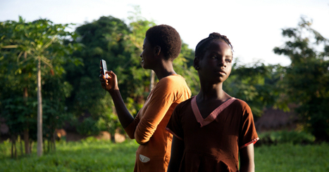 Bridging the African digital divide through mobility and partnership - Memeburn | Impact Sourcing | Scoop.it