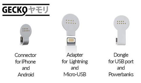 """Gecko, un mini adaptateur """"sans-fil"""" pour iPhone   Smartphone Stuffs   Scoop.it"""