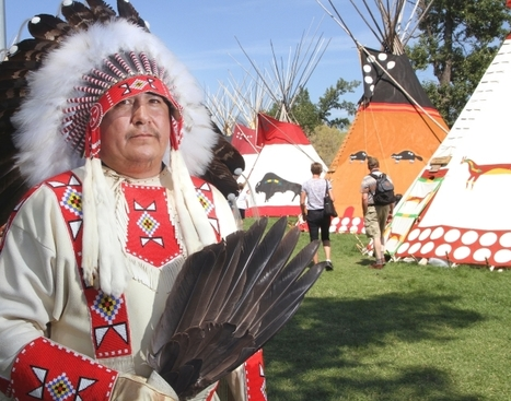 Calgary Stampede's Indian Village moving to bigger site   Calgary Stampede Through the Years   Scoop.it