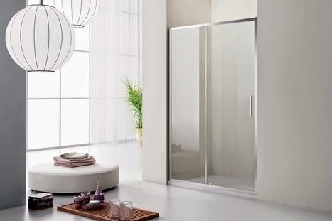 Modernize Your Bathrooms with a Shower Enclosure | Shower enclosures glass | Scoop.it