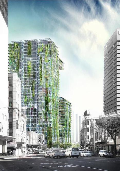 Sydney to get world's tallest 'living' façade | Greener World | Scoop.it