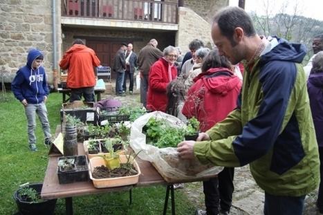Troc de graines : des espaces d'échange pour préserver les semences libres   Efficycle   Scoop.it