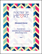 Poetry By Heart: Resources and Downloads | Poetry and pictures | Scoop.it
