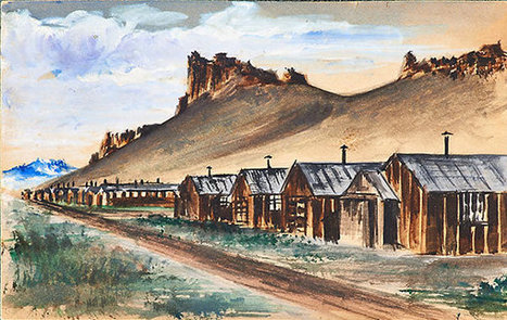 Auction of Art Made by Japanese-Americans in Internment Camps Sparks Protest   The Washington Post   Kiosque du monde : Amériques   Scoop.it
