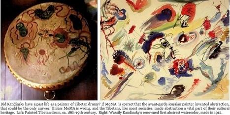 Coulisses des signes : Colonizing Abstraction: MoMA's Inventing Abstraction Show Denies Its Ancient Global Origins | Le BONHEUR comme indice d'épanouissement social et économique. | Scoop.it