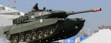 Morenés dice que hay nuevas posibilidades para vender el Leopard ... - www.infodefensa.com   Empresas españolas en Arabia Saudí   Scoop.it