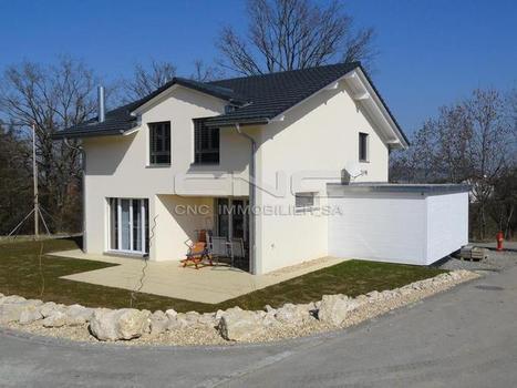 Villa neuve de la région de fribourg   Immobilier Fribourg   Scoop.it