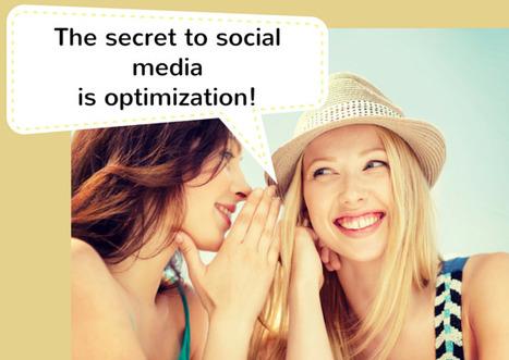 Social Media Manager #socialmediaoptimization | Social Media Tips | Scoop.it