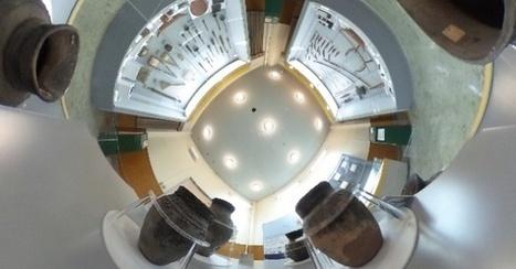 360 photo at Hokkaido Museum of Northern Peoples - 北海道立北方民族博物館 #theta360 | The Arctic Circle | Scoop.it