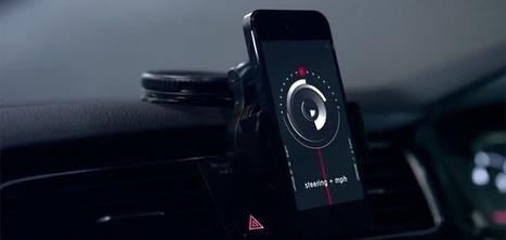 Volkswagen créé une application Smartphone qui transforme votre conduite en musique   Informatique   Scoop.it