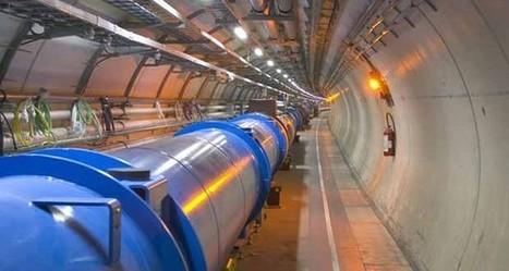 LHC : le CERN s'interroge sur une particule détectée qui n'entre dans aucun modèle   Panorama de presse   Scoop.it
