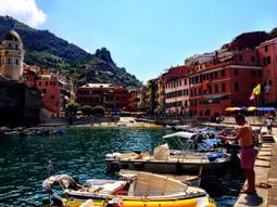 Five Tips on Trekking Cinque Terre   Exploration Travel Magazine   Italian Tales   Scoop.it