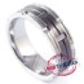 Smoking Molten ceramic #tungsten #rings | Tungsten Wedding Rings | Scoop.it