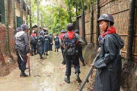Thandwe 'Stable' After Anti-Muslim Attack: Official   Responsible Investment in Myanmar   Scoop.it