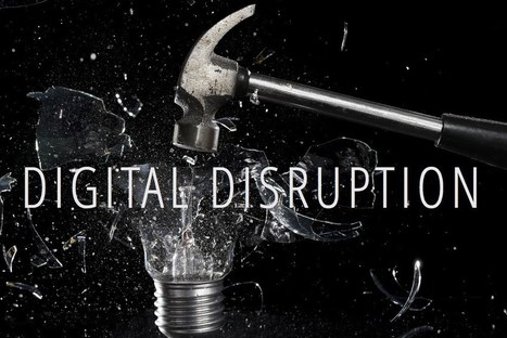 The 10 Business Models of Digital Disruption (and how to respond to them) | Elastic Enterprise | Scoop.it
