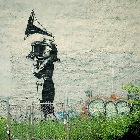 MUSIC GRAFFITI | DESARTSONNANTS - CRÉATION SONORE ET ENVIRONNEMENT - ENVIRONMENTAL SOUND ART - PAYSAGES ET ECOLOGIE SONORE | Scoop.it