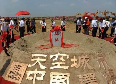 China inicia construcción del rascacielos más alto del mundo - construccionObrasweb.mx | Temas de construcción | Scoop.it