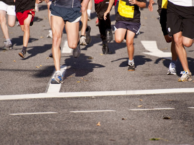 How to Train to Run Your Half Marathon PR | Marathon Running Tips | Scoop.it