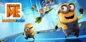 Despicable Me: Minion Rush Game Now on Windows Phone Store - Software Don | Gadgets, Games, Apps & Tech | Scoop.it
