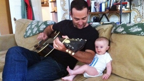 Paid leave lets dads build parenting foundation | Kickin' Kickers | Scoop.it